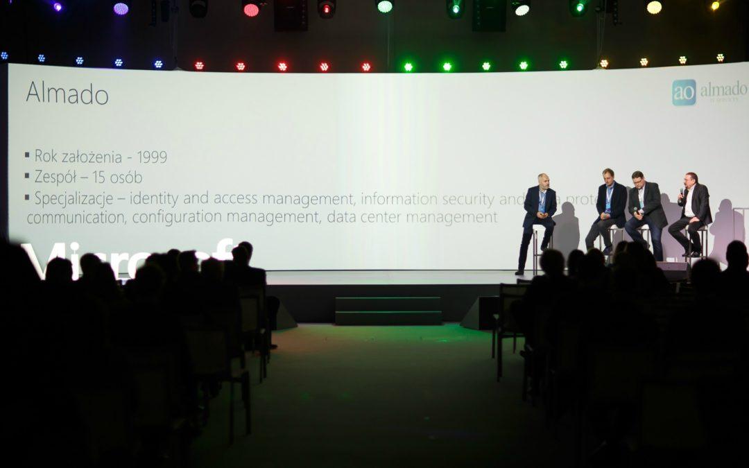 """Almado na największej konferencji dla Partnerów Microsoft """"Partner Strategy Conference 2016""""."""