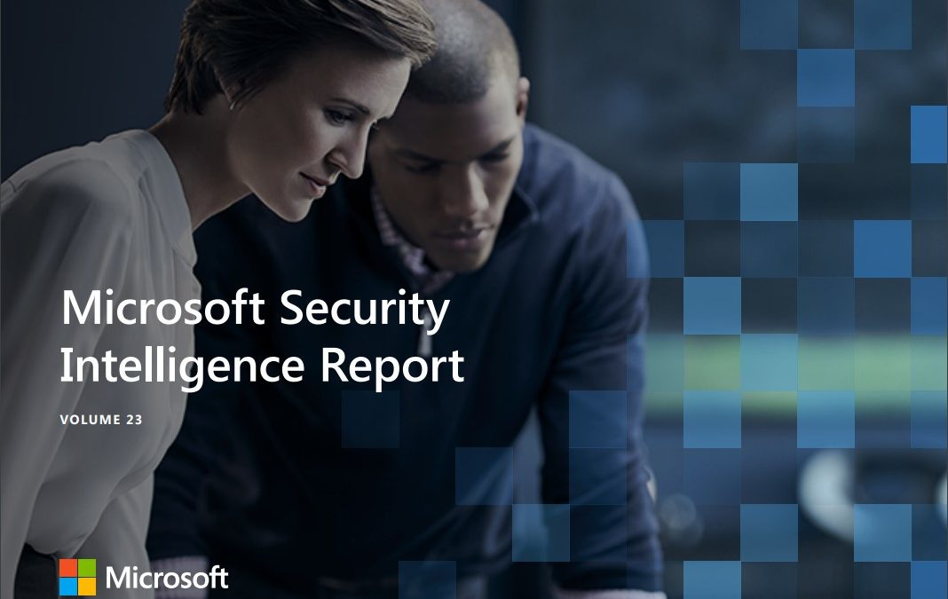 Najnowszy raport Microsoftu – Security Intelligence Report!